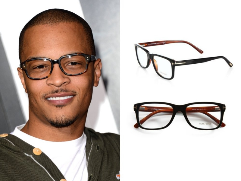 Men\'s Eyeglasses for Big Foreheads.