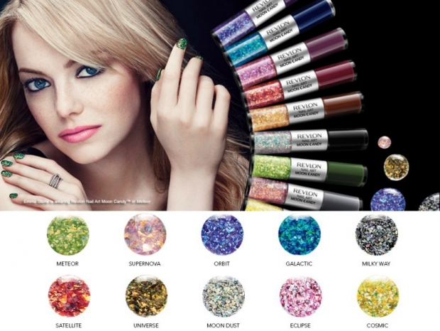 Revlon Nail Art Moon Candy Collection