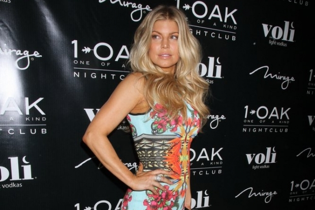 Fergie Supports amfAR with new Wet n Wild Lipstick