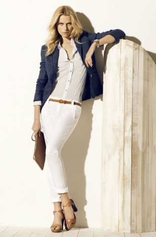 Massimo Dutti March 2013 Lookbook