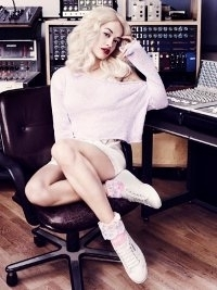 Rita Ora Is The New Face of Superga