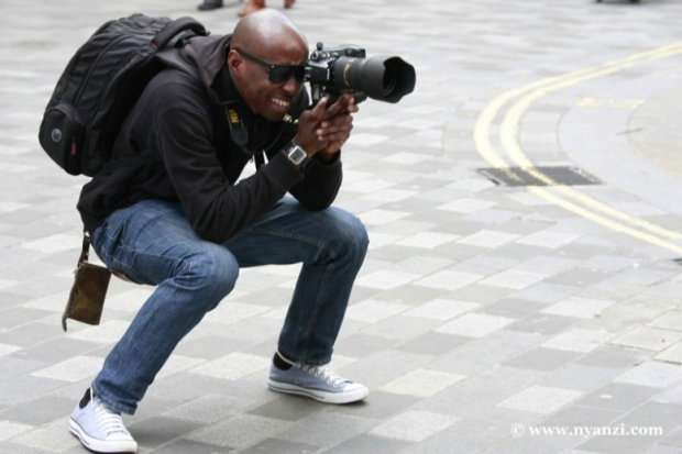 Street Style Photographer David Nyanzi - Interview