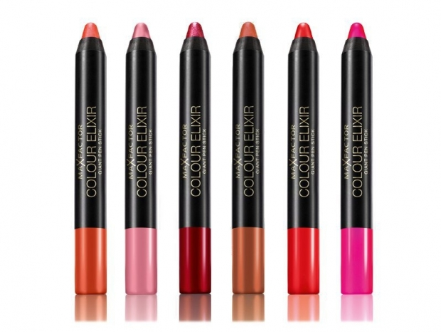 Max Factor Colour Elixir Giant Pen Sticks for Spring 2013