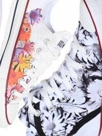 Tibi Sneakers Spring 2013 - Personalized Converse & Vans