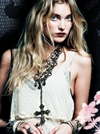 Free People Dark Rose Lookbook Spring 2013