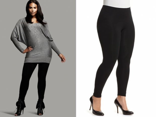 Plus Size Style Tips: Choosing Leggings
