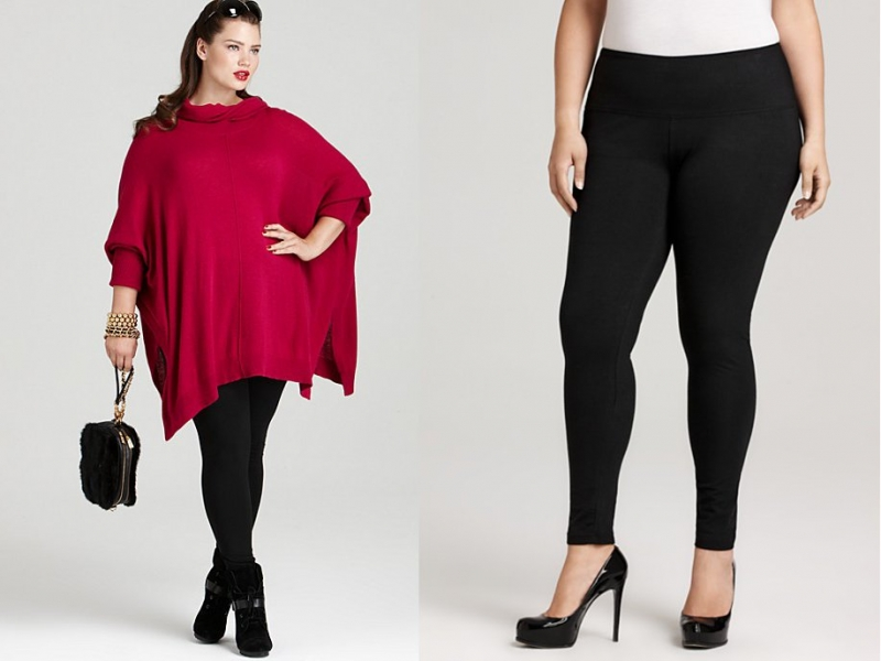 Plus Size Style Tips Choosing Leggings