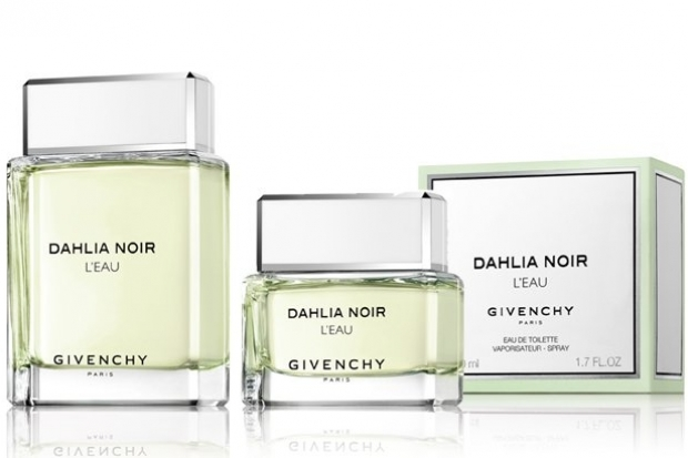 Givenchy Dahlia LEau New Fragrance 2013
