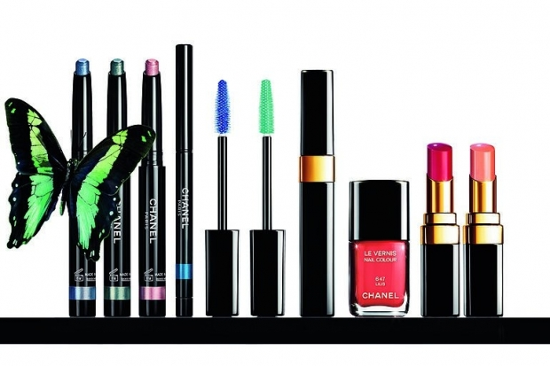 Chanel L Ete Papillon de Chanel Makeup 2013