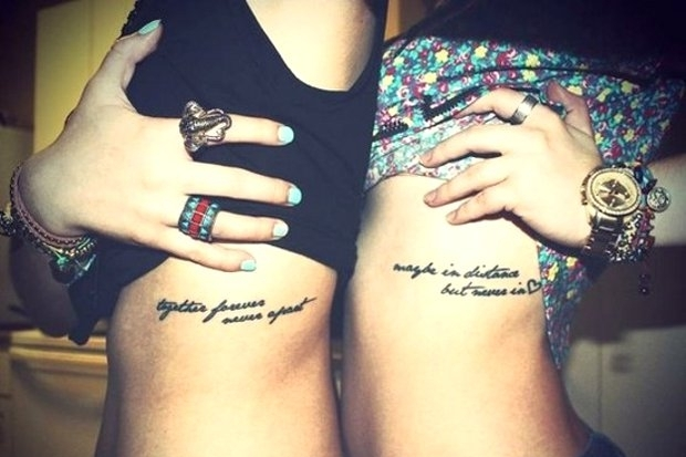 Rib Tattoo Ideas for Girls