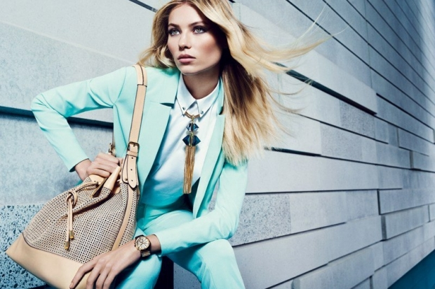 Vince Camuto Spring 2013 Campaign