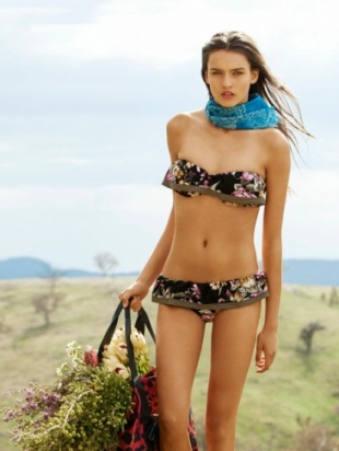 Zimmermann Swimwear 2013/2014 Collection