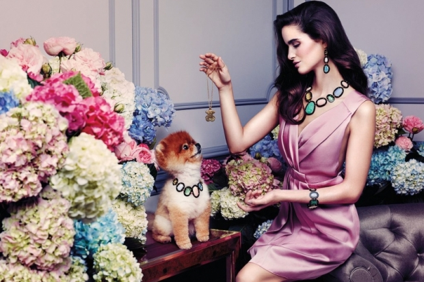 Tous Jewelry Spring/Summer 2013 Campaign