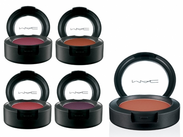 MAC Pro Nude and Metallics Spring/Summer 2013 Collection