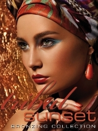 Artdeco Summer 2013 Makeup: Tribal Sunset