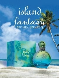 Britney Spears Island Fantasy 2013 Fragrance