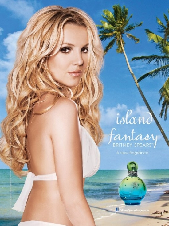 Britney Spears Island Fantasies 2013 Fragrance