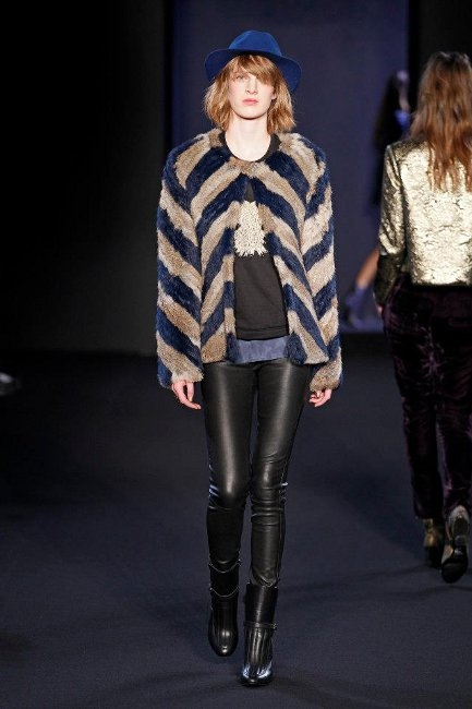 Zadig & Voltaire Fall 2013 Collection.