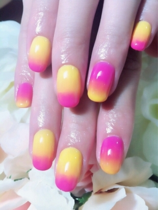 Ombre Nails: Nail Art Trend and Techniques