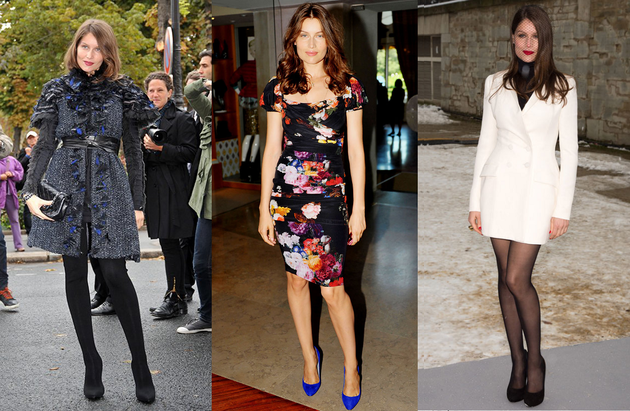 Laetitia Casta Fashion Style