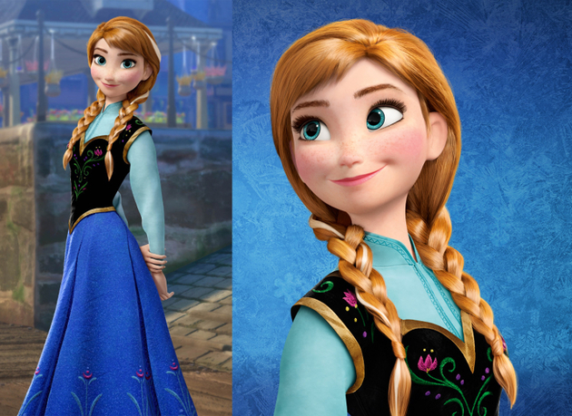 10 Best Dressed Disney Princesses