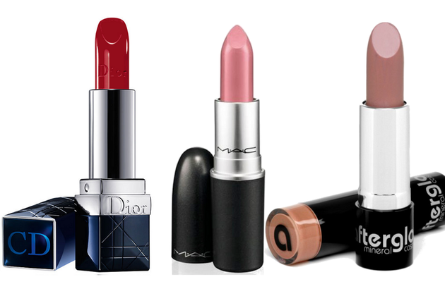 No Lead Lipsticks