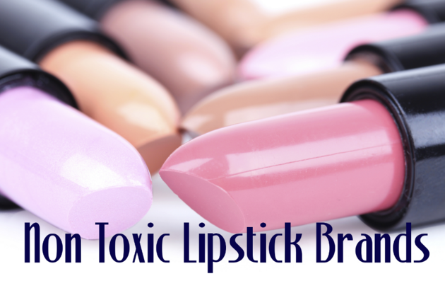 5 Best Non Toxic Lipstick Brands