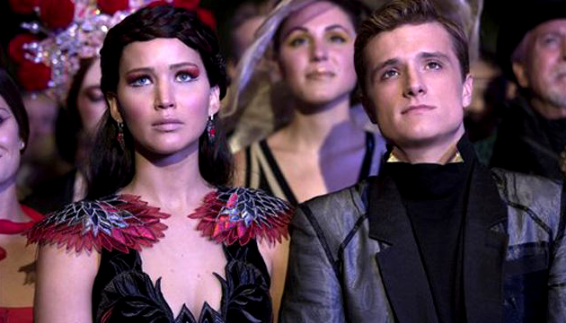 The Hunger Games Braided Hairstyles