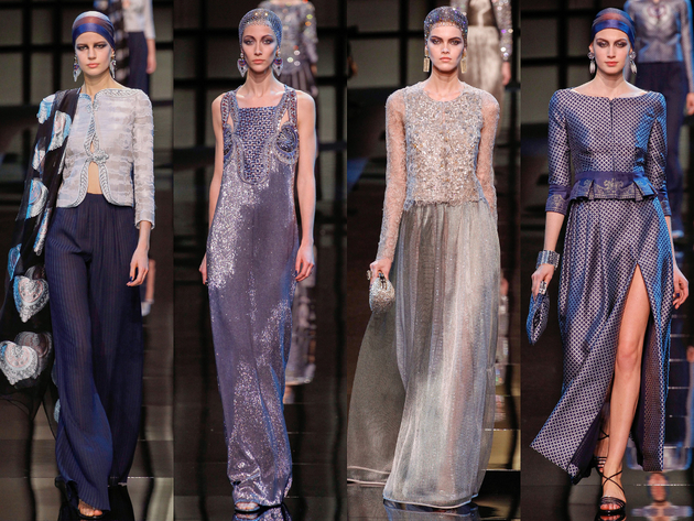 Armani Privé Spring 2014 Couture Collection Set  (10)