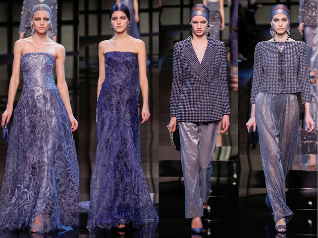 Armani Privé Spring 2014 Couture Collection Set  (7)