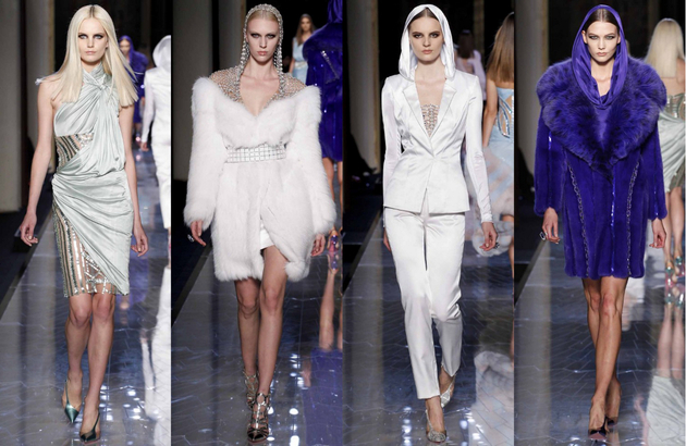 Atelier Versace Spring Summer 2014 Couture Collection