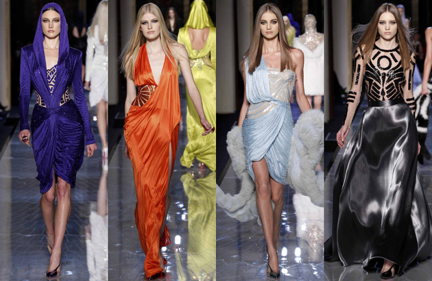 Atelier Versace Spring 2014 Couture Collection