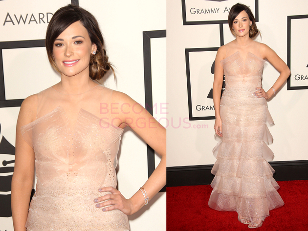Kacey Musgraves Grammys 2014 Dress