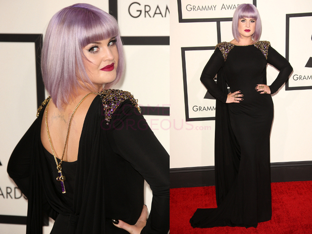 Kelly Osbourne Grammys 2014 Dress