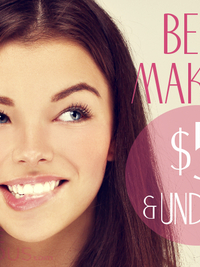 Best Beauty Products Under $5