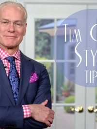 Best Tim Gunn Style Tips