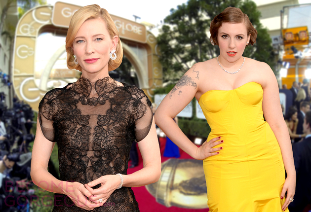 Best & Worst Dressed at the Golden Globes 2014