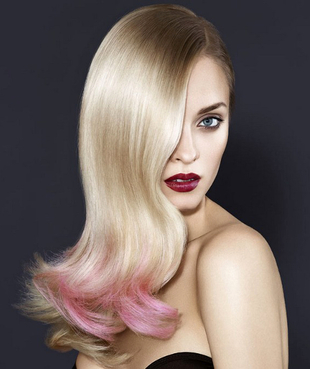 2014 Blonde Color Trends By Haute Coiffure