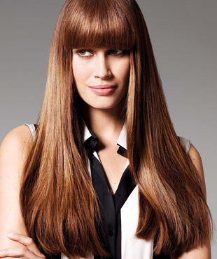 Full Straight Bangs By Jean Louis David