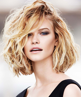 Soft Beachy Waves By Jean Louis David