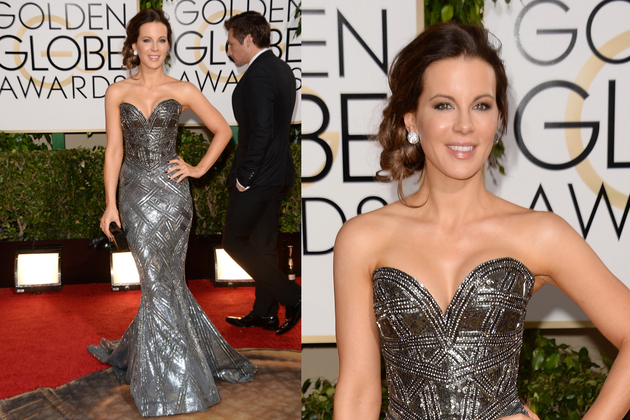 Kate Beckinsale 2014 Golden Globe Awards