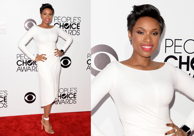 Jennifer Hudson People's Choice Awards 2014