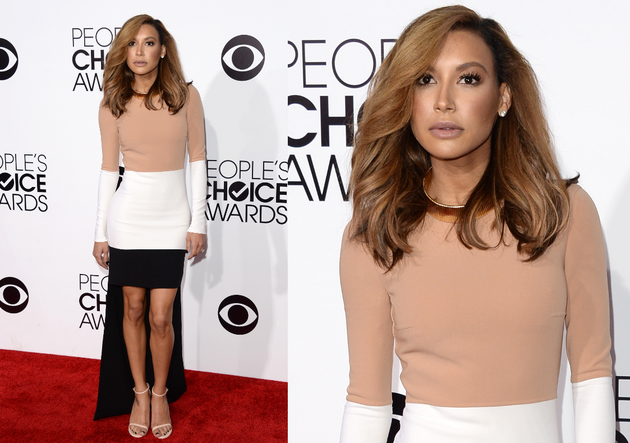 Naya Rivera People's Choice Awards 2014