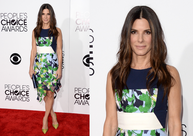 Sandra Bullock People's Choice Awards 2014