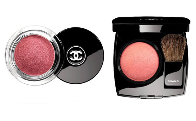 Chanel Spring 2014 Makeup