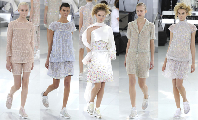 Chanel Spring 2014 Couture Creations