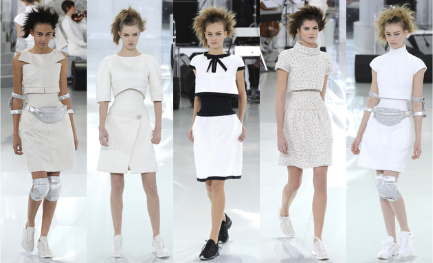 Chanel Spring 2014 Haute Couture Collection