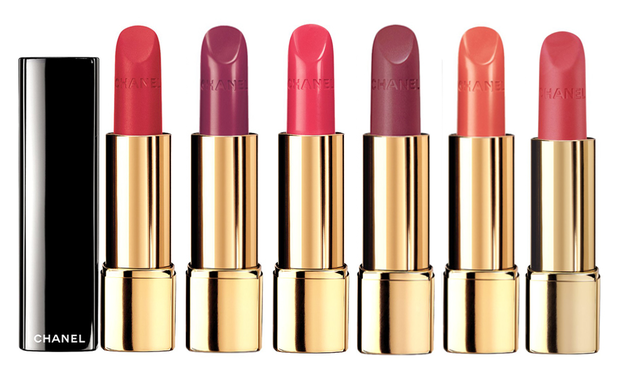 Chanel Variation Spring 2014 Rouge Allure Lipsticks