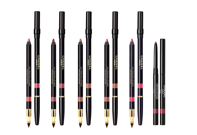 Chanel Variation Spring 2014 Lip Color Pencils