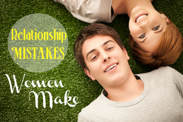 men and dating mistakes
